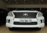 Bán xe Lexus LX 570 đời 2013, màu trắng, nhập khẩu, chính chủ giá 4 tỷ 625 tr tại Hà Nội