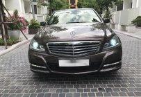 Bán Mercedes C250 2014 màu nâu - xe đẹp khỏi chê giá 945 triệu tại Hà Nội