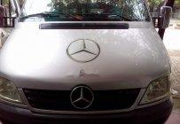 Cần bán lại xe Mercedes Sprinter 311 sản xuất năm 2005, màu bạc giá 295 triệu tại Thái Nguyên