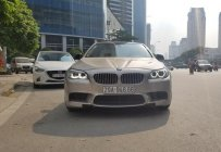 Bán ô tô BMW 520i năm sản xuất 2012, màu xám (ghi), xe nhập giá 1 tỷ 425 tr tại Hà Nội