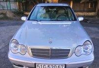 Cần bán xe Mercedes C180 đời 2003, màu bạc, giá 195tr giá 195 triệu tại Ninh Thuận