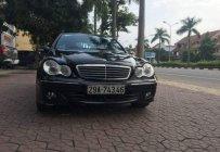 Bán Mercedes C240 năm 2004, màu đen giá cạnh tranh giá 260 triệu tại Nghệ An