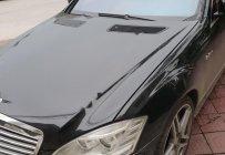 Cần bán xe Mercedes S63 AMG sản xuất 2008, màu đen, nhập khẩu nguyên chiếc giá 490 triệu tại Lào Cai