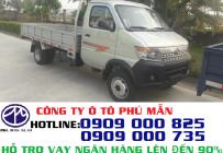 Xe tải nhỏ Dongben Q20 thùng lửng với độ bền cao, đại lý uy tín chất lượng giá 239 triệu tại Tp.HCM