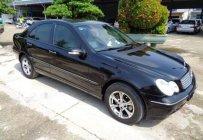 Xe Mercedes C class năm 2003, màu đen, nhập khẩu xe gia đình cần bán giá 275 triệu tại Tiền Giang