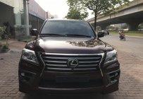 Bán Lexus LX570 màu đỏ mận , nội thất nâu, xe sản xuất và đăng ký 2014 một chủ đi từ đầu,LH 0906223838 giá 4 tỷ 850 tr tại Hà Nội
