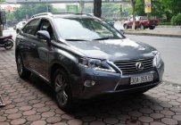 Bán xe Lexus RX 350 đời 2012, màu xám, xe nhập giá 2 tỷ 390 tr tại Hà Nội