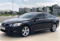 Bán Lexus GS 350 sản xuất năm 2007, màu đen, xe nhập chính chủ giá 790 triệu tại BR-Vũng Tàu