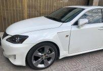 Cần bán xe Lexus IS AT năm 2010, màu trắng, nhập khẩu nguyên chiếc giá 1 tỷ 250 tr tại Tp.HCM