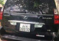 Cần bán lại xe Lexus GX 470 đời 2009, màu xám giá 1 tỷ 500 tr tại Tp.HCM