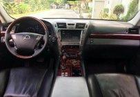 Cần bán Lexus LS 460L 2008, màu đen, nhập khẩu giá 1 tỷ 380 tr tại Hà Nội