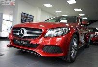 Bán xe Mercedes 200 năm 2018, màu đỏ giá 1 tỷ 489 tr tại Tp.HCM