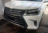 Cần bán Lexus LX 570 - 2017, màu trắng, nhập khẩu nguyên chiếc, giấy tờ hợp pháp giá 1 tỷ 500 tr tại Tây Ninh