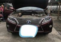 Cần bán xe Lexus RX 450h đời 2013, màu đỏ, nhập khẩu nguyên chiếc giá 2 tỷ 280 tr tại Hà Nội