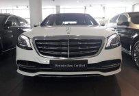 Cần bán xe Mercedes S450L sản xuất năm 2018, màu trắng giá 4 tỷ 179 tr tại Tp.HCM