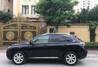 Bán xe Lexus RX 350, đời 2010 bản full màu đen, xe nhập giá 1 tỷ 550 tr tại Tp.HCM