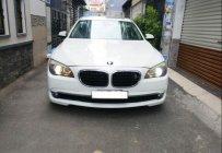 Chính chủ bán xe BMW 750li SX 2009, màu trắng, nhập khẩu giá 1 tỷ 286 tr tại Tp.HCM