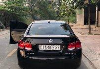 Bán xe Lexus GS350 sx 2007, màu đen giá 800 triệu tại Tp.HCM
