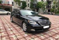 Cần bán xe Lexus LS 600hL sản xuất 2008, màu đen, nhập khẩu như mới giá 1 tỷ 620 tr tại Hà Nội