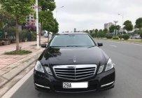 Bán Mercedes E250 CGI màu đen, sản xuất 2010 đăng ký 2011 biển Hà Nội giá 818 triệu tại Hà Nội