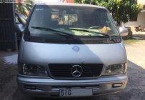 Cần bán xe Mercedes MB 100 đời 2002, màu bạc giá 185 triệu tại Tp.HCM
