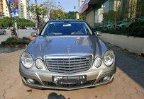 Cần bán gấp Mercedes E280 đời 2008, màu xám, nhập khẩu nguyên chiếc, giá tốt giá 525 triệu tại Hà Nội