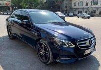 Cần bán lại xe Mercedes E250 đời 2015 màu xanh cavansite giá 1 tỷ 320 tr tại Hà Nội