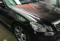 Bán xe Mercedes E250 đời 2009, màu đen, giá chỉ 700 triệu giá 700 triệu tại Tp.HCM