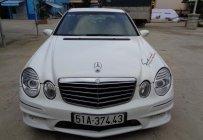 Cần bán xe Mercedes đời 2002, màu trắng giá 350 triệu tại Tiền Giang