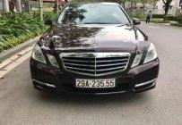 Xe Mercedes E250 AT đời 2010 như mới giá 759 triệu tại Lào Cai