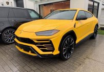 Lamborghini Urus đời 2018, nhập khẩu nguyên chiếc, xe đặt cọc trước giá 44 tỷ tại Hà Nội