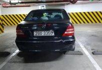 Cần bán gấp Mercedes C240 đời 2006, màu đen, máy nguyên bản, nội thất còn tốt giá 228 triệu tại Hà Nội