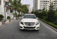 Bán xe Mercedes GLK 250 đời 2015, màu trắng giá 1 tỷ 250 tr tại Hà Nội