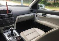 Bán Mercedes C200 sản xuất cuối 2010, màu ghi, xe nhà đi giữ gìn kĩ, bảo trì tại hãng giá 495 triệu tại Tp.HCM