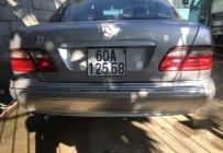 Cần bán lại xe Mercedes E240 đời 2001, màu bạc, nhập khẩu, 190tr giá 190 triệu tại Đồng Nai