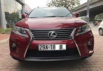 Xe Lexus RX350 đời 2010, màu đỏ, nhập khẩu nguyên chiếc giá 1 tỷ 680 tr tại Hà Nội