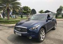 Bán Infiniti QX70 nhập Nhật 2016, bản 3.7 tự động xanh đen duy nhất Sài Gòn giá 2 tỷ 820 tr tại Tp.HCM