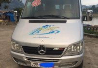 Bán Mercedes Sprinter 311 sản xuất năm 2010, màu bạc giá 338 triệu tại Tuyên Quang