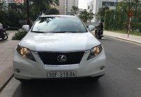 Xe Lexus RX 350 AWD 2010, màu trắng, nhập khẩu như mới giá 1 tỷ 550 tr tại Hà Nội