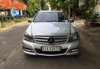 Bán ô tô Mercedes-Benz C class đăng ký lần đầu 2013, màu xám (ghi) nhập khẩu, giá chỉ 840triệu giá 840 triệu tại Tp.HCM