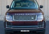 Bán LandRover Range Rover Autobiography sản xuất năm 2019, màu đỏ, xe nhập. Giao ngay hôm nay giá 9 tỷ 999 tr tại Đà Nẵng