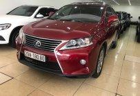 Cần bán lại xe Lexus RX350 đời 2010, màu đỏ, xe nhập, chính chủ giá 1 tỷ 650 tr tại Hà Nội