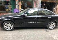 Cần bán Mercedes E200 đời 2004, màu đen, nhập khẩu chính chủ giá 295 triệu tại Hà Nội