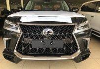 Lexus LX570 Super Sport S model 2020 màu đen, nội thất nâu da bò, xe xuất Trung Đông, giá 9 tỷ 150 tr tại Hà Nội