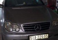 Cần bán gấp Mercedes C200 2003, màu bạc, xe nhập giá 147 triệu tại Kon Tum