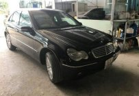 Bán ô tô Mercedes C200 đời 2001, màu đen, nhập khẩu xe gia đình giá 230 triệu tại Tp.HCM