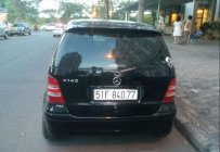 Bán xe Mercedes A140 sản xuất 2007, màu đen, xe nhập giá 275 triệu tại Tp.HCM