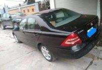 Chính chủ bán xe Mercedes C180 đời 2002, màu đen, nhập khẩu giá 175 triệu tại Hà Nội
