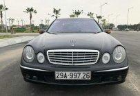 Cần bán gấp Mercedes E240 sản xuất năm 2002 như mới  giá 255 triệu tại Hà Nội