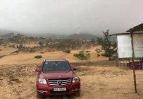 Bán Mercedes GLK300 4Matic sx 2009 màu đỏ, đi được 200.000km, một chủ mua mới tại hãng giá 600 triệu tại Ninh Thuận